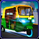 Chennai Auto Traffic Rickshaw icon