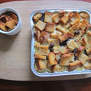 Gluten-Free Chocolate Bread Pudding