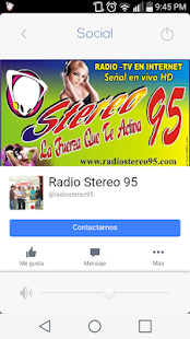 Radio Stereo 95- screenshot thumbnail