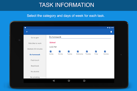Daily Task Tracker v2.08.01 [Patched]