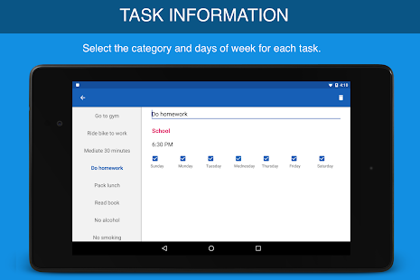 how to track your daily tasks for work