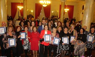 Premios Día Internacional de la Mujer