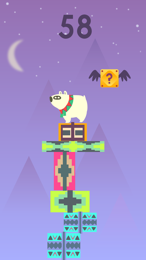 Climbing Block - Let's up Llama!- screenshot