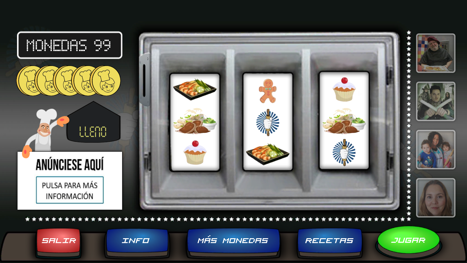 App Cocina | Recetas Sorpresa Android Apps On Google Play