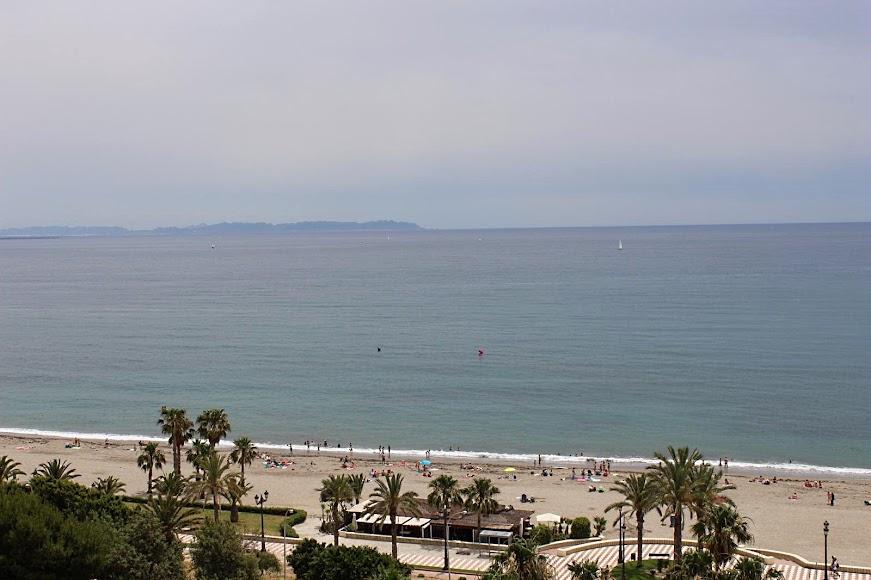 Roquetas de Mar, Paseo Marítimo y playas de Aguadulce.