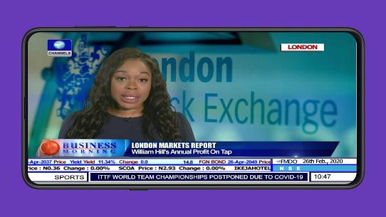 Nigeria Live TV 1.2.7 MOD Apk Download 1