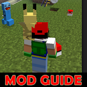 Guide for Pokemon Minecraft