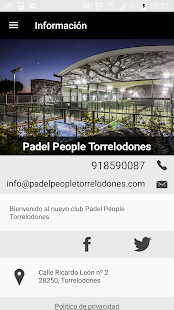 Padel People- screenshot thumbnail