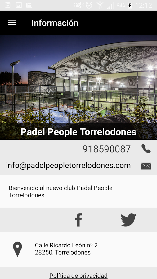 Padel People- screenshot