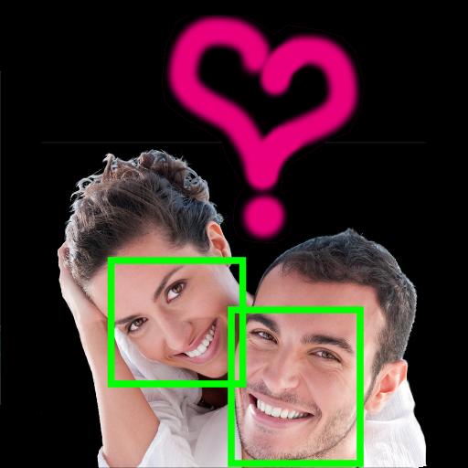 Faceflirt: 准确爱情计算器爱情测试调情 生活 App LOGO-APP試玩