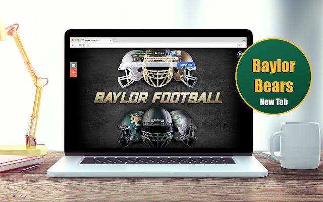 Baylor University New Tab