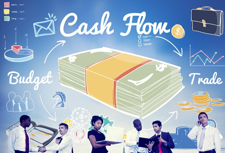 Solving cash flow problems.