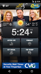Jeff & Jenn Alarm Clock - screenshot thumbnail