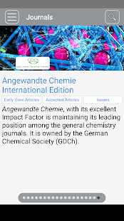 ChemPubSoc Europe- screenshot thumbnail