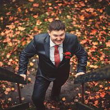 Wedding photographer Aleksandr Vasilev (ehtycrbq). Photo of 09.11.2012