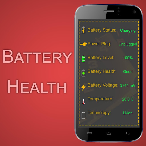 Phone Battery Health Diagnosis