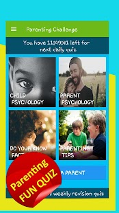 Parenting Challenge: Daily Quiz for Parenthood - náhled