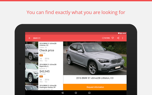 Used cars for sale - Trovit 4.47.5 screenshots 10