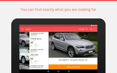 Used cars for sale - Trovit- screenshot thumbnail