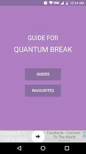 Guide for Quantum Break - náhled