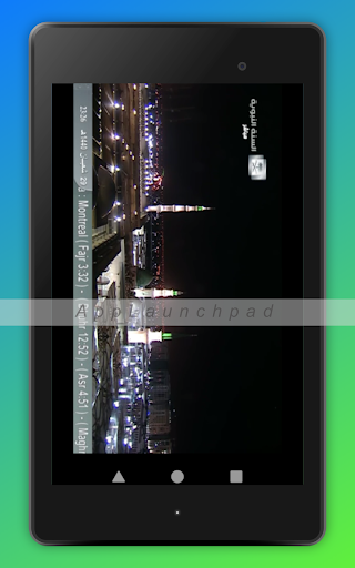 Makkah Live HD App Report on Mobile Action - App Store Optimization