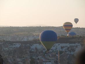 Photo: Kapadocja - poranek nad Goreme