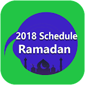 2018 Ramadan Timings