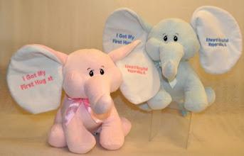 Photo: First Hug at Edward Elephant $25.00