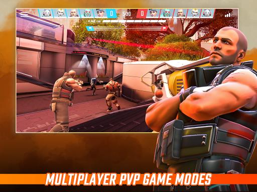SHADOWGUN War Games screenshot 18