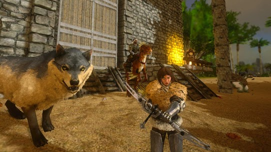 ARK: Survival Evolved Mod 2.0.07 Apk [Unlimited Money] 4