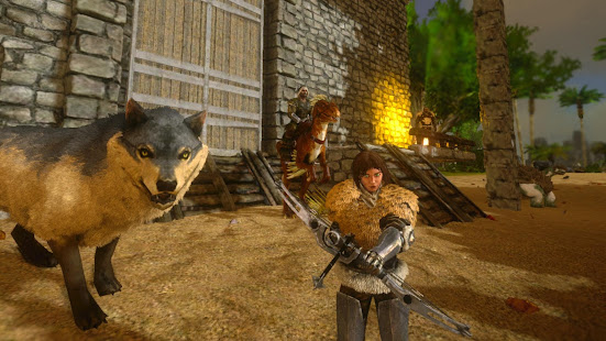 ARK Survival Evolved v1.1 APK Data Obb Full Torrent