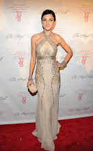 Photo: Model Jessica Stam at The 2012 Angel Ball charity event in New York City, New York on October 22, 2012.  Is this dress your favorite?  SEE Cavalli's latest show: http://youtu.be/YCHpHQvxzCs