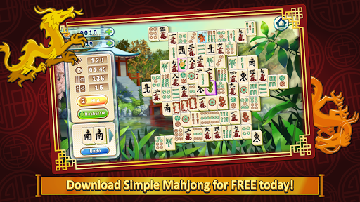 Simple Mahjong  screenshots 18