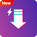 Downloader For TikTok - Without Watermark icon