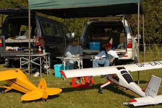 Photo: ここにも、Wilga。 今回はたくさん参加してました。 Wilga大編隊飛行を披露すればよかった。次回はぜひやりましょう。