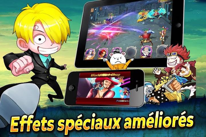 android Monde de Pirates Screenshot 2