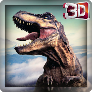 Dinosaur Hunter 2015 : T-Rex for PC and MAC