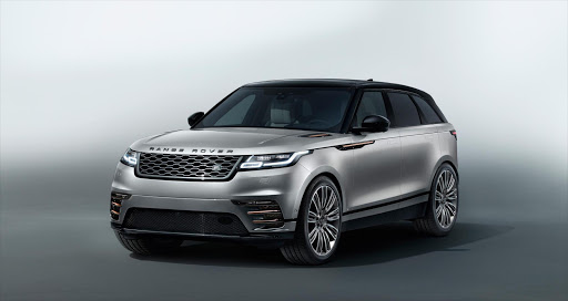 The Range Rover Velar is more like a tank than a car.