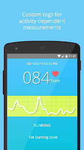 Heart Rate Screenshot