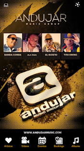 Andujar Music.- screenshot thumbnail