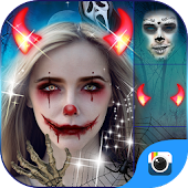 (FREE) Z CAMERA HALLOWEEN 3 STICKER Android APK Download Free By ZT.art