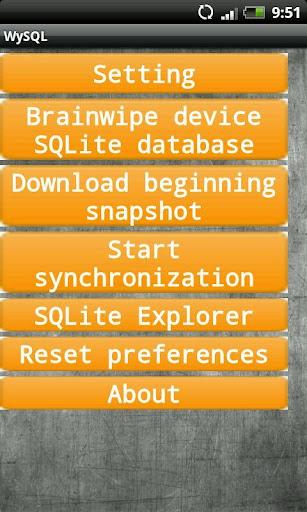 玩免費工具APP|下載WySQL app不用錢|硬是要APP