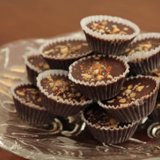 Sugar Free Chocolate Peanut Butter Cups of Delight!.