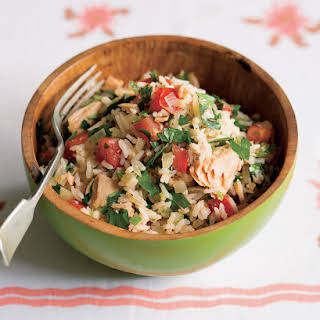 Tuna Rice And Vegetables Recipes.