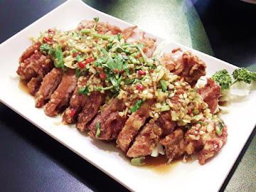 鐵人泰式料理