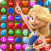 Candy Heroes Blast