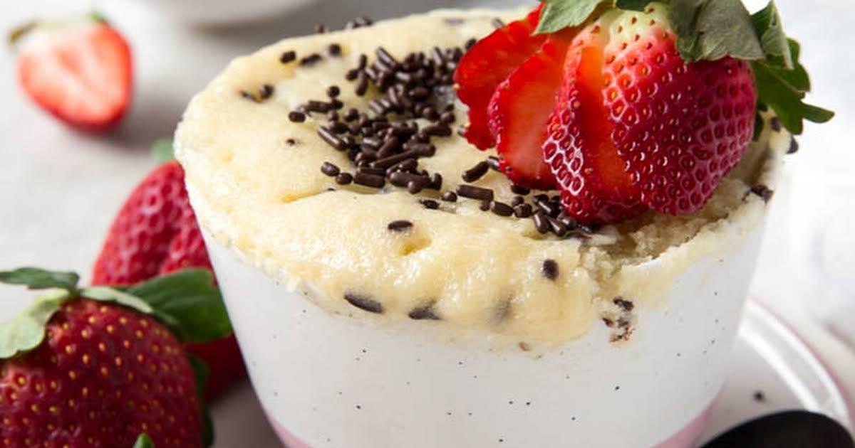 10 Best Vanilla Mug Cake Recipes