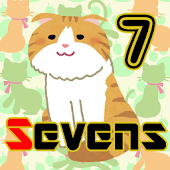 Cat Sevens (Playing card game)