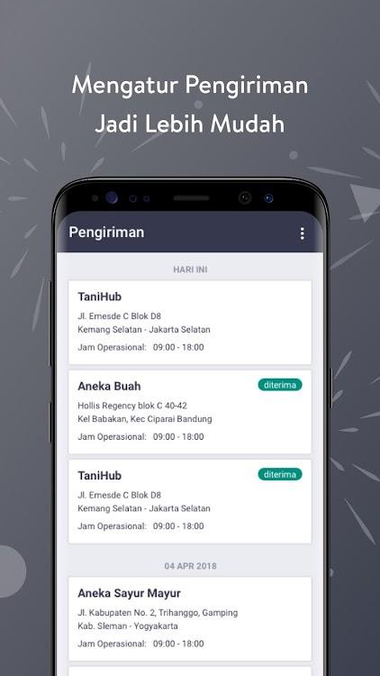 Tanihub Driver Android Aplikasi Appagg