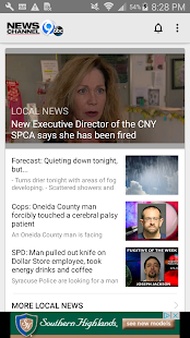 WSYR NewsChannel 9 LocalSYR- screenshot thumbnail